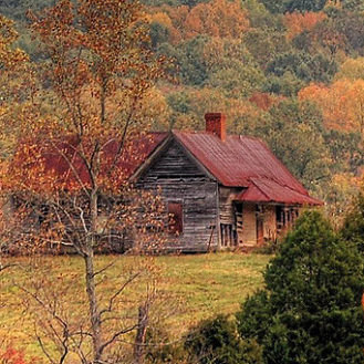 Appalachian Homestead